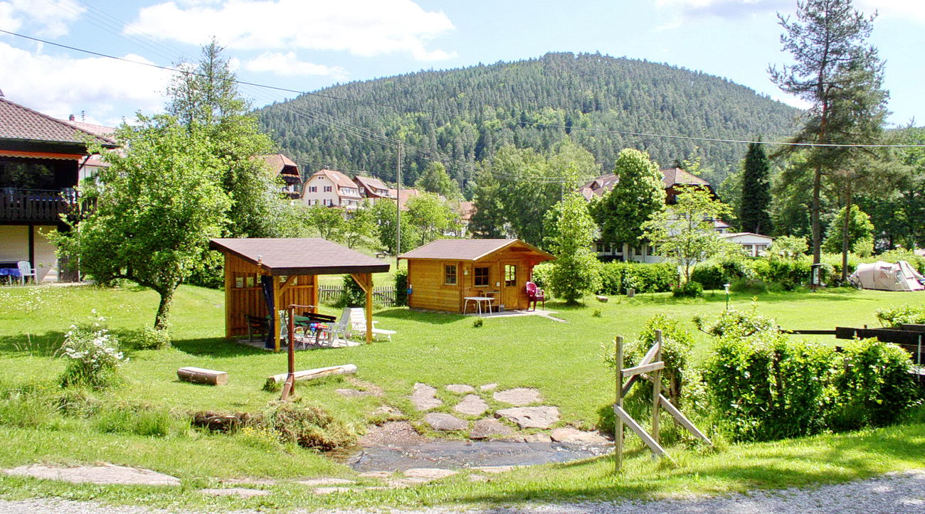 Black Forest Camping M Llerwiese Cool Campsite In Pure